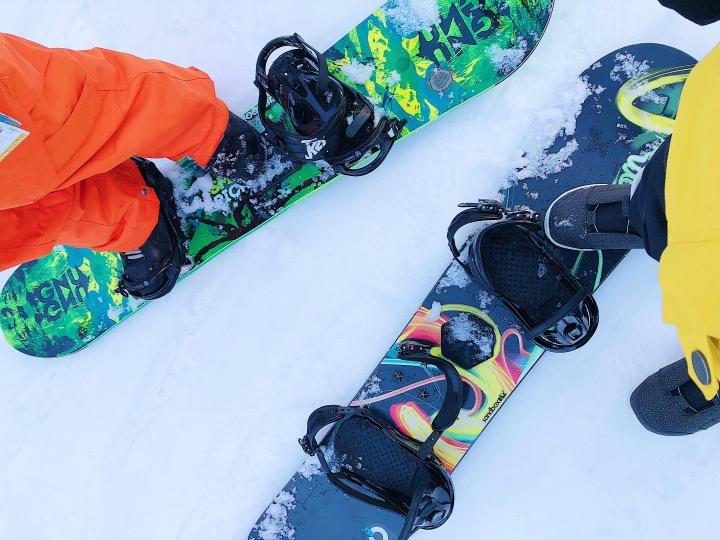 Cypress Mountain Snowboarding